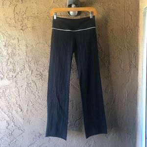 Lululemon Black Athletic Pants